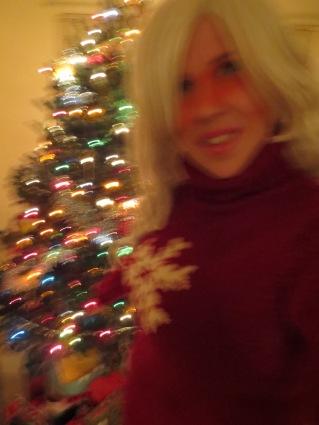 Christmas Rage Intensifies