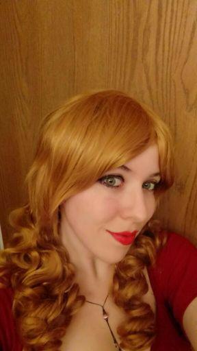 Jasmine Jolene closet cosplay