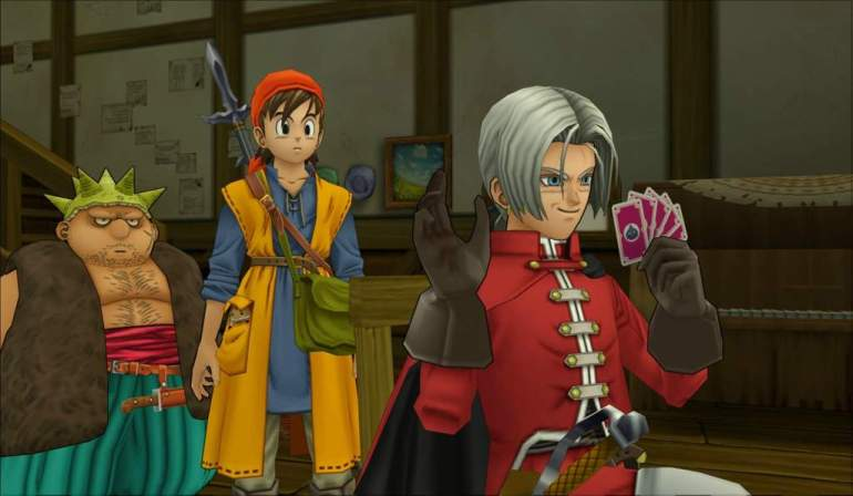 Download Angelo Dragon Quest 8 Gif