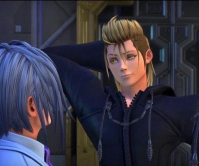 demyx ienzo kingdom hearts kh3