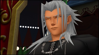 Xemnas Kingdom Hearts Organization XIII