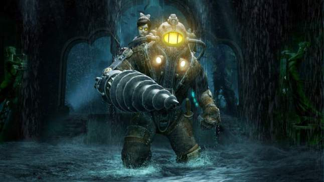 bioshock 2 big daddy little sister.jpg